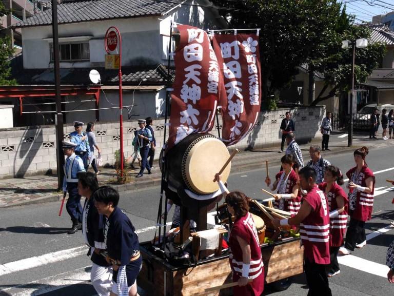 町田天神太鼓03